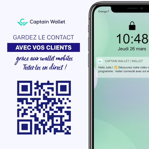 Vivez lexpérience wallet mobile en direct !